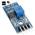 Nueva Eléctrico 4 PIN Interruptor de Temperatura Del Módulo Sensor Térmico de Infrarrojos Para Arduino/51/AVR/PIC precio Al Por Mayor
