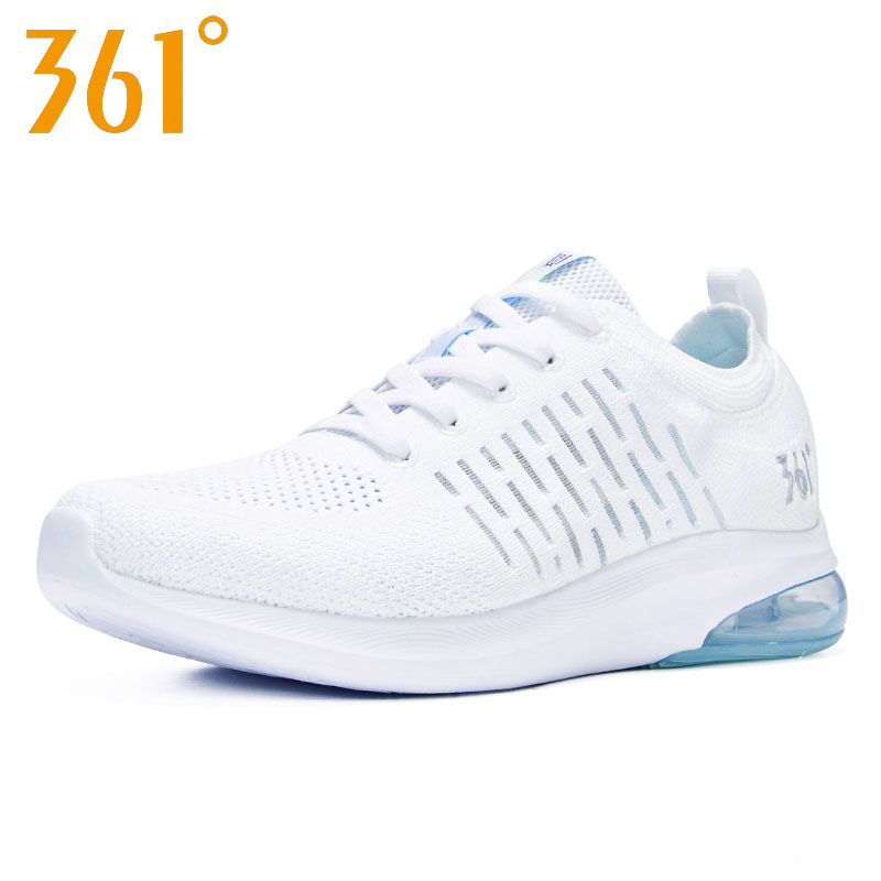 361 degree Women's running shoes breathable light weight 2019 new style sport sneakers outdoor 581922203(China)