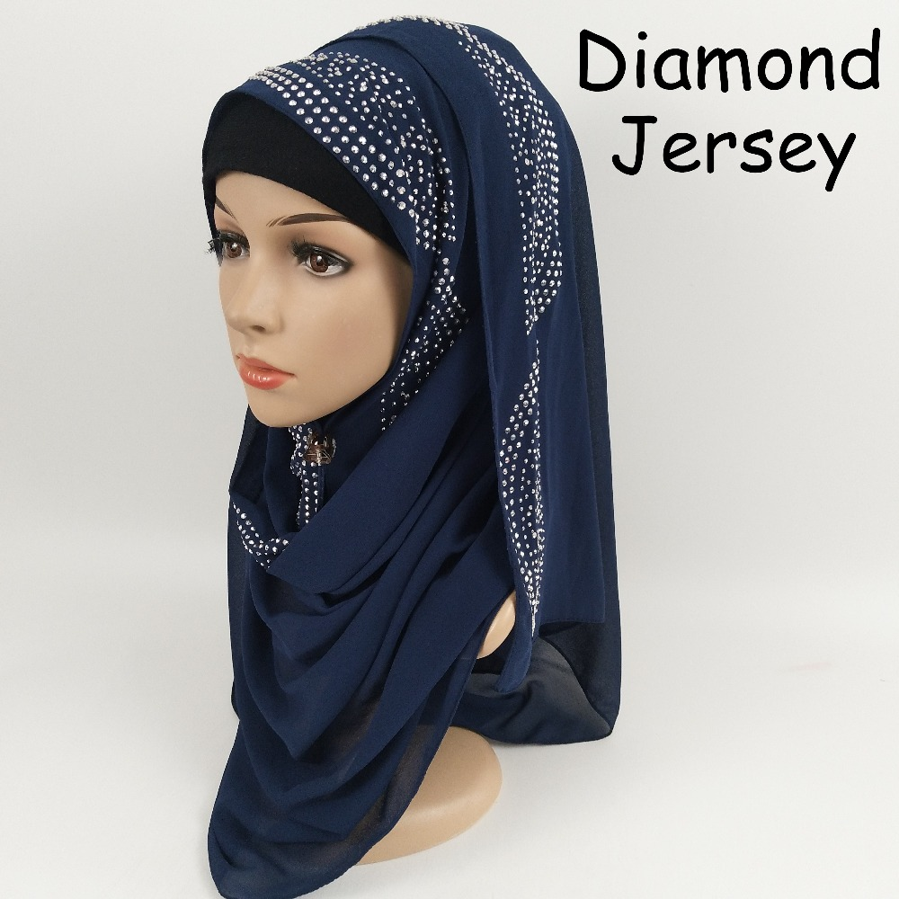 XK9 High quality solid cotton jersey hijab   scarf     wrap   shawl women lady   scarves   headband 180*85cm