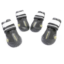 4PCS Sport Dog Shoes For Large Dogs Pet Outdoor Rain Boots Non Slip Puppy Running Sneakers Waterpoof supplies