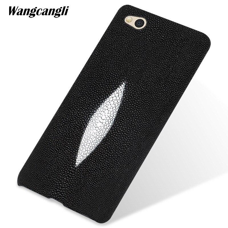 Personnalisé perle en cuir étui de téléphone pour xiaomi mi 5c étui perle demi-pack étui de téléphone portable mobile étui de téléphone pour xiaomi pocophone f1