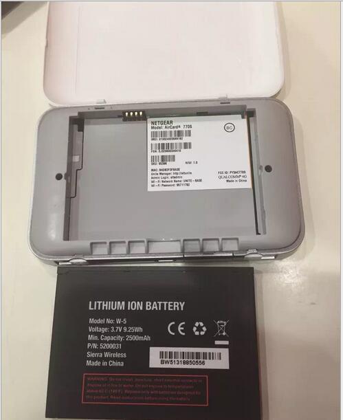 Unlock 150Mbps netger Wireless Aircard 770S 4G LTE 3G Mobiele WiFi - Netwerkapparatuur - Foto 4
