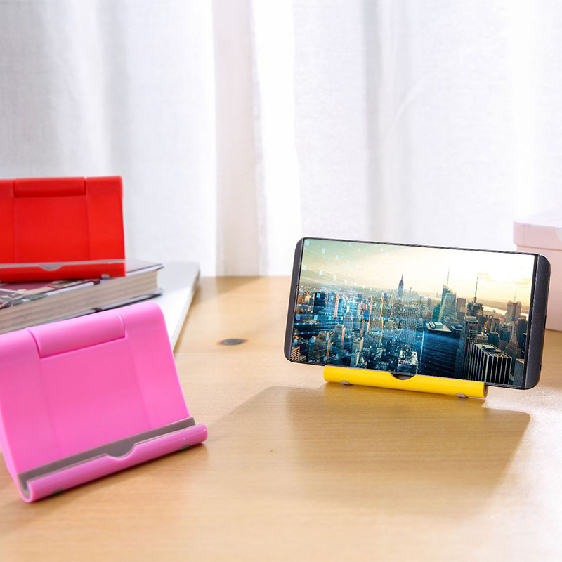 Fimilef Desktop Phone Holder Stand Flexible Folding Mobile Phone Stand General Bracket for iPhone for Xiaomi Cell Phone Tablet (14)