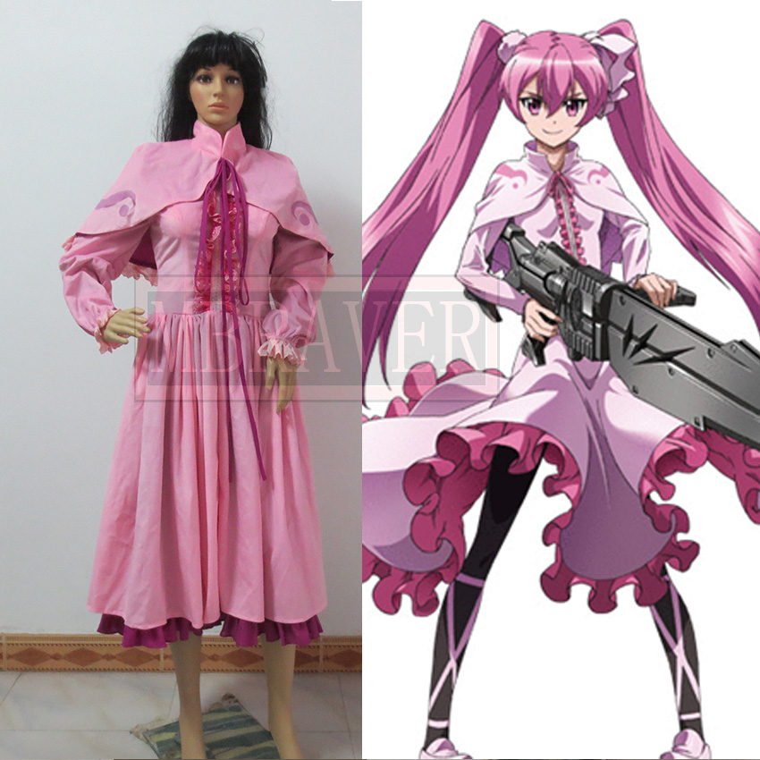 Akame ga Kill Mine Cosplay Costume Custom Made Any Size