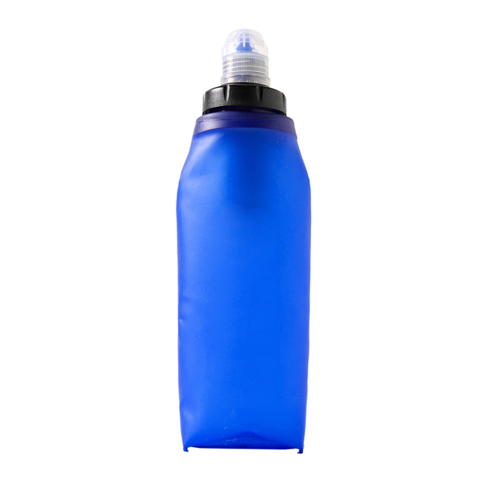Outdoor Cycling Running Foldable Water Bag Soft Flask Water Filter Bag Bladder Water Filtration Bottle for Emergency Survival