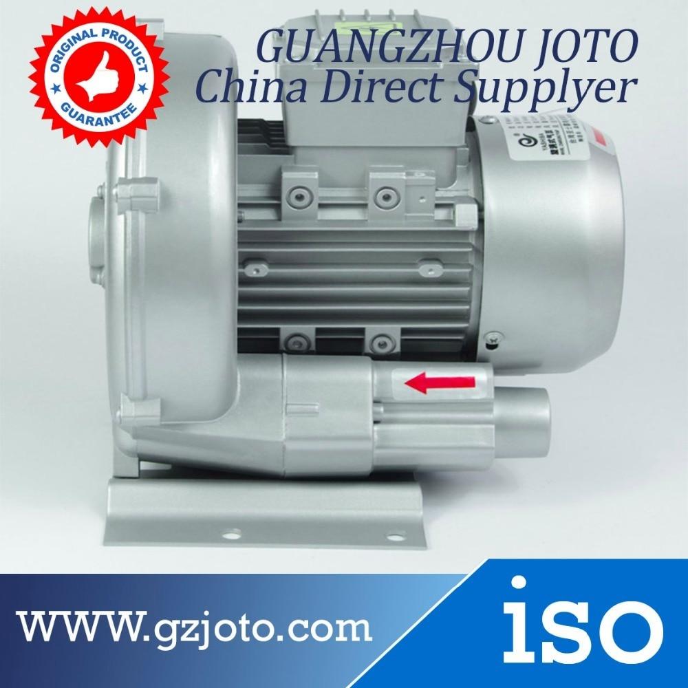 HG-120 220v 50hz Ring Blower 220V Air Pump CNC Router Vacuum Pump Vortex Pump