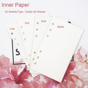 Image 5 - Lovedoki Leather Spiral Notebook Journal Diary A5 A6 Elastic Band Planner Organizer Office School Supplies Stationery