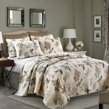 Set Cover quilted Bed