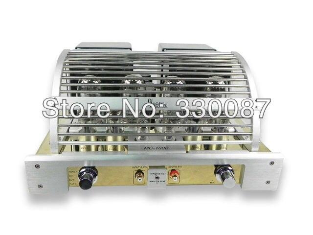 Amplificateur sous vide intégré push pull stéréo classe A YAQIN MC-100B KT88 Tube