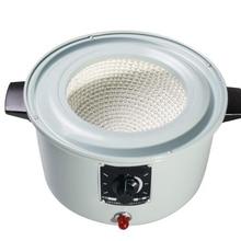 1000 мл 400 Вт лабораторная электрическая нагревательная хламида с Термальность регулятор регулируемый оборудование 220V