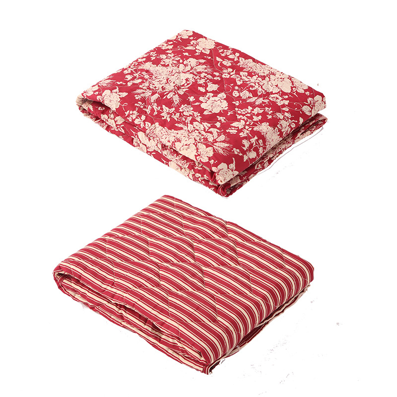 Image 4 - Outdoor Floral stripes Camping Mat Pad Mattress Blanket Kids Playground Crawling Mat Moisture proof Mattress Beach Blanket Pad-in Camping Mat from Sports & Entertainment