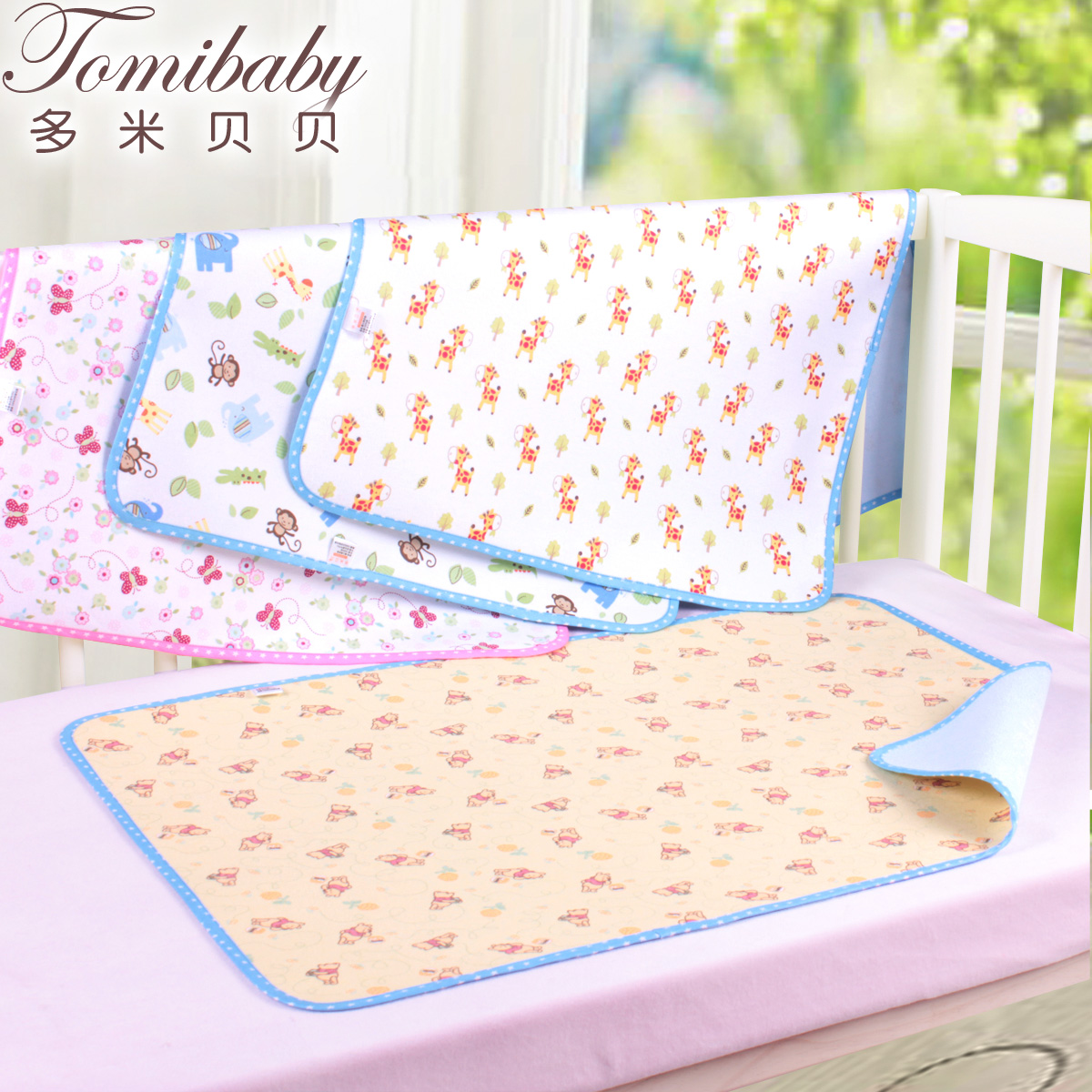 Baby Changing Mat Ultralarge 100 Waterproof Cotton Bed Sheets Bamboo Fibre Pad Newborn Supplies In Pads Covers From Mother Kids On
