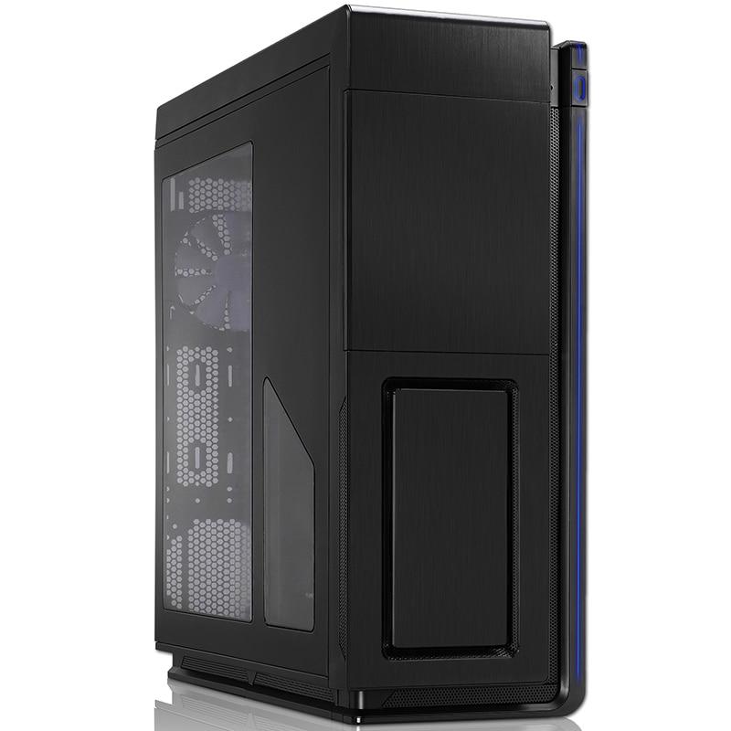 PHANTEKS 813P чехол для компьютера (поддерживает двойное питание 2x480 Холодный ряд/двухсерверная плата/с 5 вентиляторами)