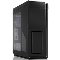 PHANTEKS 813P computer case (supports dual power 2x480 cold row / dual server board / with 5 fans)