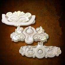 Fashion Deluxe plane shaky drawer handles ivory white gold kitchen cabinet pulls white dresser cupboard handles pulls knobs