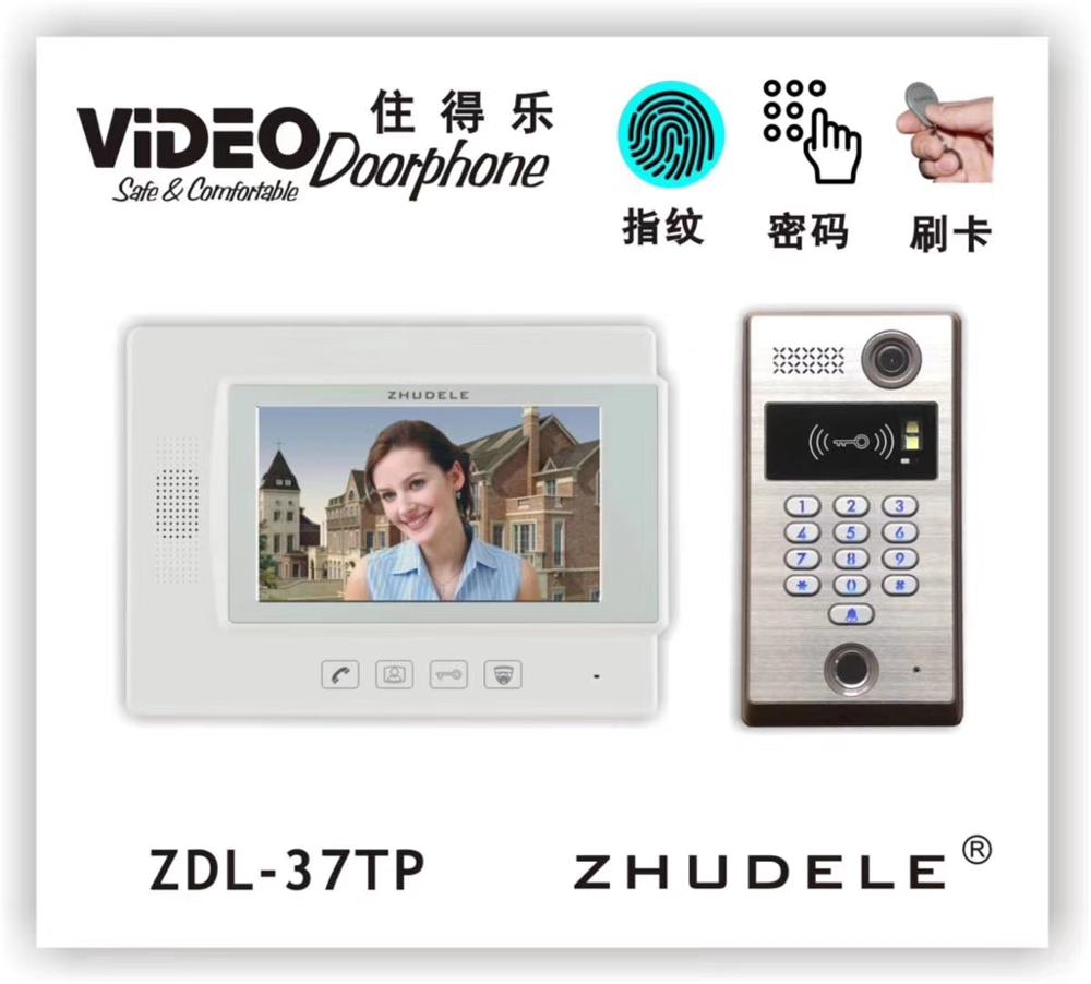 ZHUDELE Fingerprint Home 7