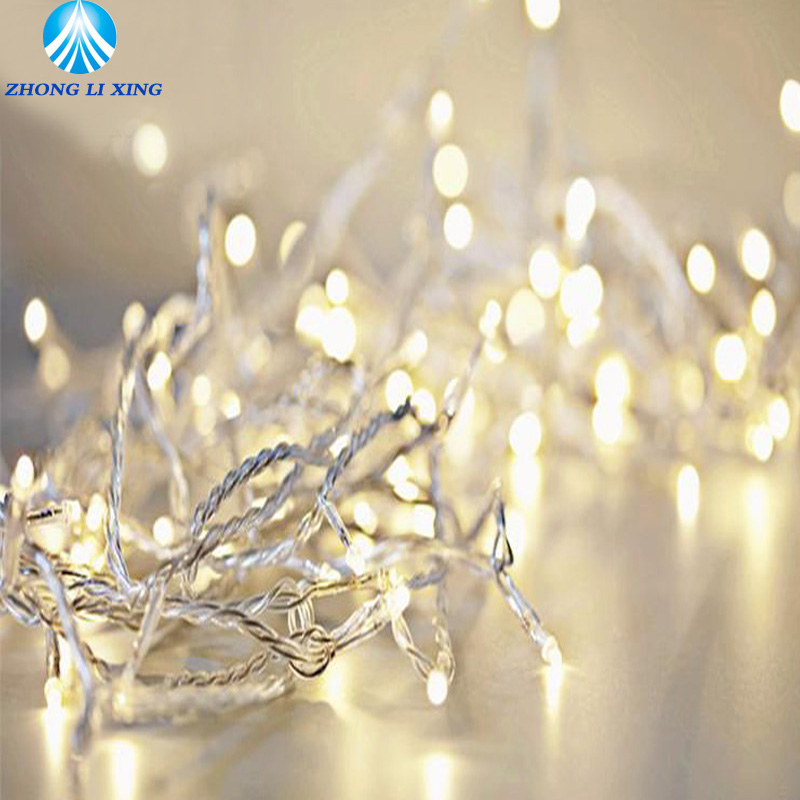 Led String Lights 5M 50Led Battery operater waterproof Outdoor use decoration light fun life high quality