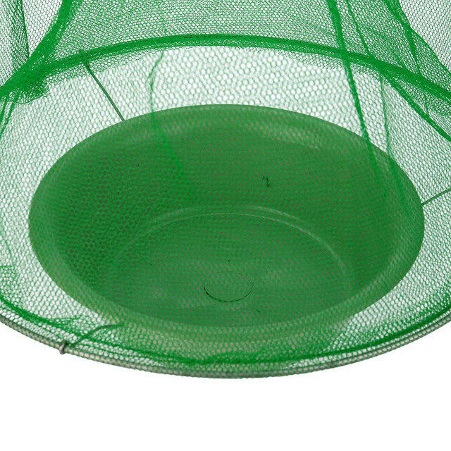 Hot Sale Flycatcher Mosquito Trap Catcher The Ultimate Red Drosophila Fly Trap Top Catcher Fly Wasp Insect Bug Killer Flycatcher
