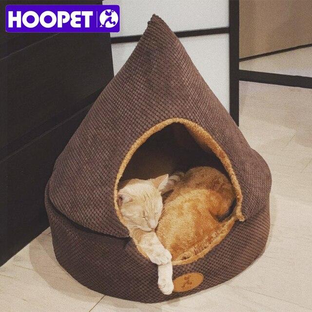 HOOPET Pet Base Del Cane Del Gatto Tenda Casa Del Cane Tutte Le Stagioni Letto p