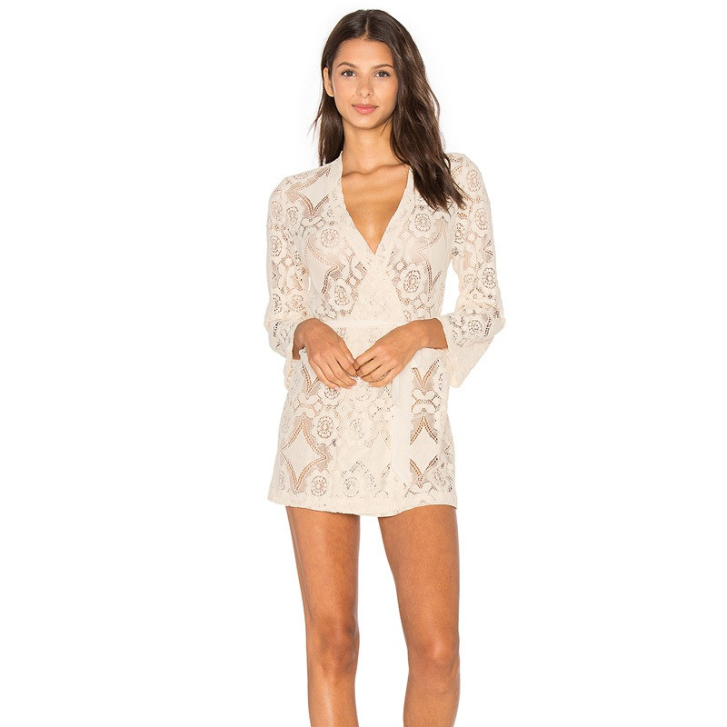 Lace-Short-Robe-Vintage-Chemise-Comfy-Pajamas-Bridal-Nightgown-Romantic-Nightdress-Floral-Kimono (1)