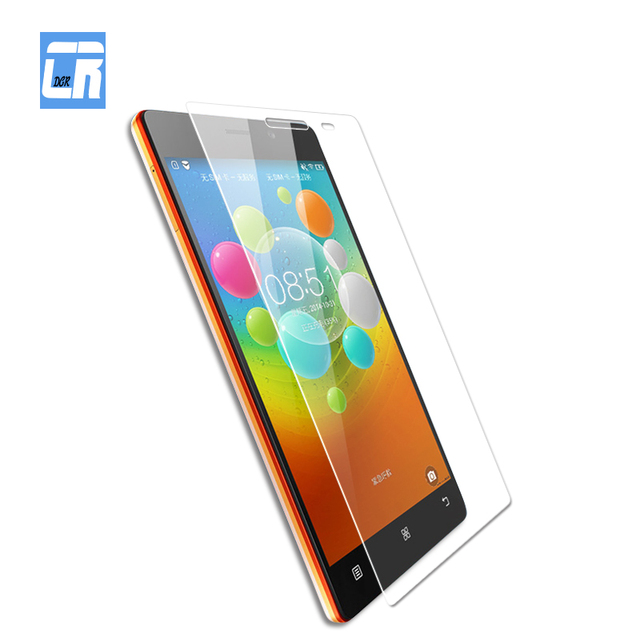 Explosion Proof Tempered Glass For Lenovo P70/P780/Vibe Shot/vibe X2/vibe X3 P1 P1M Screen Protector Glass Film