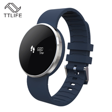 TTLIFE Marke Herzfrequenz Monito Smartwatch Kompatibel Mode Intel Armband Bluetooth Sport Smart Armband Für IOS Android