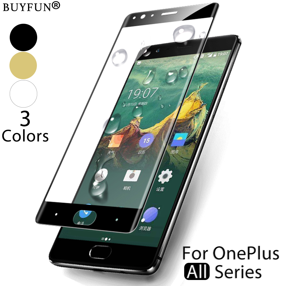 For Oneplus 5T Screen Protector For Oneplus 5t Tempered Glass 5 T 3T 3 T One Plus 5 Glass Screen Protector Phone Film 9H