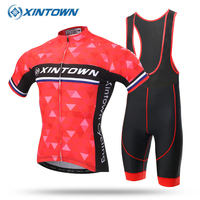 2017 Outdoor Sport Pro Ropa Ciclismo Maillot Team Cycling Jersey Shirt Bike China Clothing Red Cycle