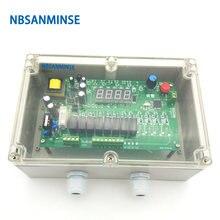 Nbsanminse mcy  64 20l настенный тип импульсный струйный клапан