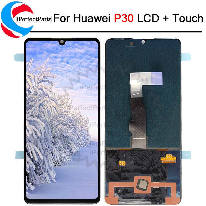 OLED For Huawei P30 LCD Screen Display Touch Panel Digitizer Assembly replacement For Huawei P30 ELE