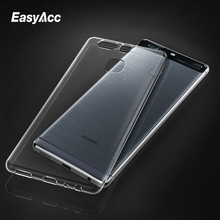 For Huawei p9 case silicone huawei ultra thin silicon soft clear for cover back transparent