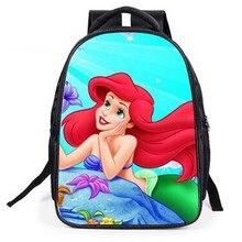 Kinder Schultasche Mochila meerjungfrau Kinder Rucksack Schultasche Für Mädchen Jungen Umhängetaschen Kindergarten Schultaschen