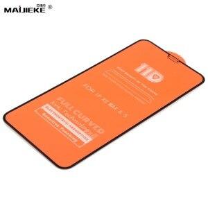 Image 3 - 10 pièces 11D verre trempé pour iPhone 11 pro max protecteur décran pour iPhone XXS Max XR 8 7 6s 6 plus Film de protection décran