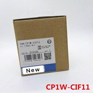 Image 1 - 1 yıl garanti yeni orijinal kutusu CP1E N40SDR A CP1E N60SDR A CP1W CIF01 CP1W CIF11 CP1E N30SDT D CP1W AD042