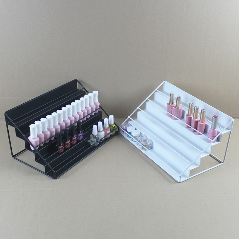 Nail Art Polish Desktop Rack 5 Layers Display Stand Storage Holder Metal Manicure Art Polish Holder Case For Nails Salon Nail Art Polish Desktop Rack 5 Layers Display Stand Storage Holder Metal Manicure Art Polish Holder Case For Nails Salon