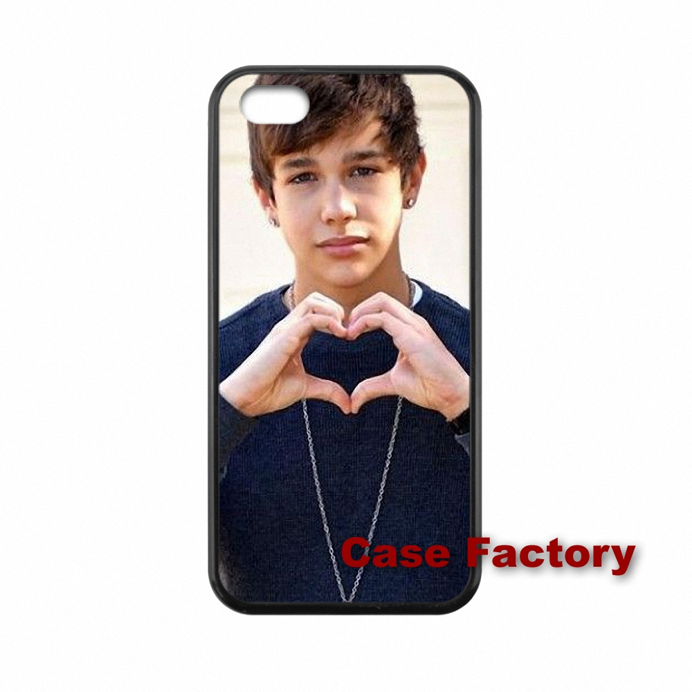 accessories Case AUSTIN MAHONE For Sony Xperia C C3 M2 Xiaomi Redmi 2 3 Mi5 Samsung Galaxy