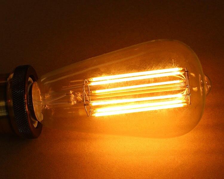 Retro Lampen Led : Designer deckenleuchte lampe retro strahler spot küche büro e