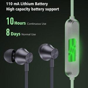 Image 4 - Auriculares J2 inalámbricos Bluetooth 5,0 para iPhone Xiaomi banda para el cuello impermeable auriculares magnéticos con micrófono auricular fone de ouvido