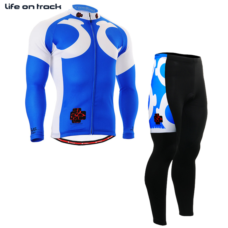 Long Sleeve Breathable Moisture Wicking Bicycle Cycling Roupas Para Ciclismo Masculino Tights Biking Tops & Bottom Strava JerseyLong Sleeve Breathable Moisture Wicking Bicycle Cycling Roupas Para Ciclismo Masculino Tights Biking Tops & Bottom Strava Jersey
