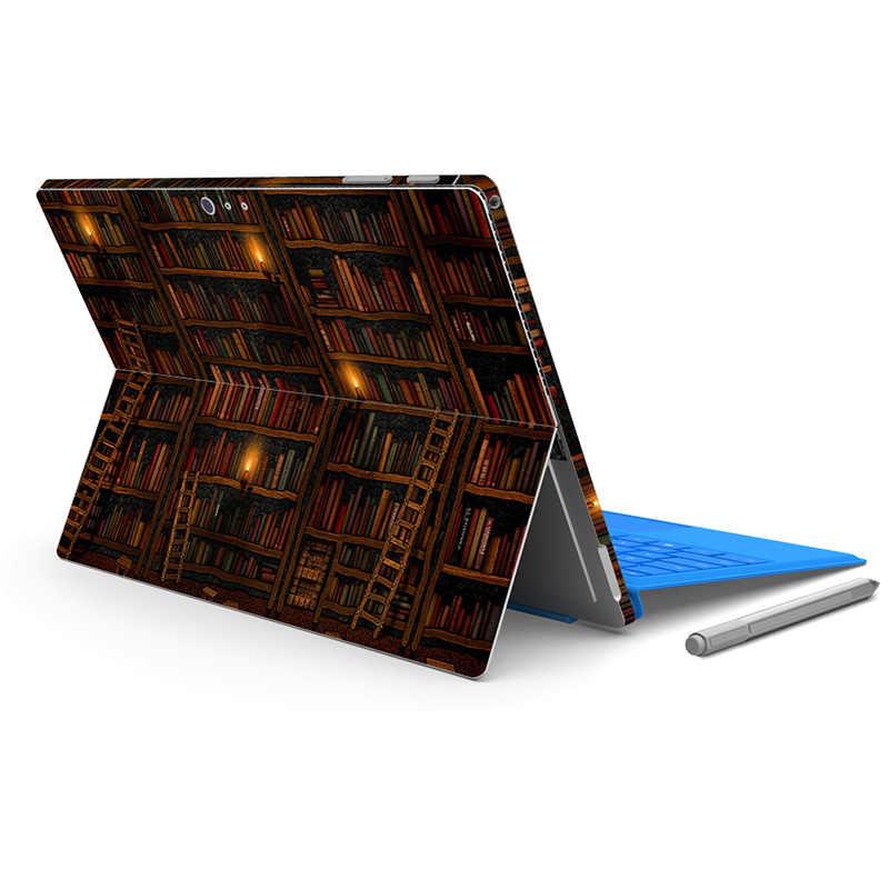 Custom Design Decorative Laptop Self Adhesive Vinyl Decal Stickers Wraps  for Microsoft Surface Pro 4