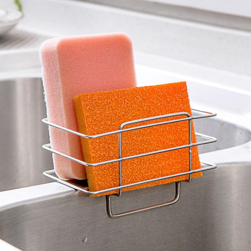 Kitchen Sink Sponge Holder   Kitchen Sink Sponge Holder Sink Caddies Suction Sponge Holders