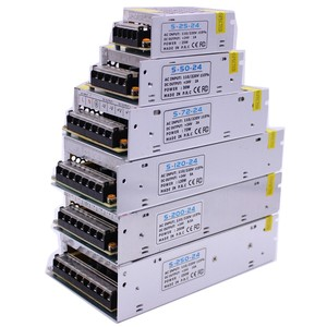 Image 1 - Adaptateur dalimentation pour transformateur déclairage Led bande, pilote AC100 240V LED à DC5V 12V 24V, 1A 2A 3A 5A 10A 15A 20A 30A 40a 60a