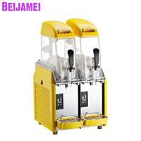 Beijamei Snow Melting machine 220V Electric Slush Machines Cold Drink Maker Smoothies Making Sand ice machine