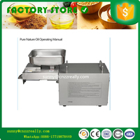 seed oil extraction machine, cold oil press, oil expeller, mini oil press machine for home