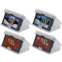Video Game Cartridge 32 Bits Game Console Card Breath of Fire Games Series US EU Version