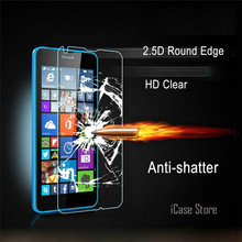 Tempered Glass Film For Microsoft Nokia Lumia N550 650 950XL 950 X 540 XL 930 830 820 730 640XL Screen Protector Protective Film(China)