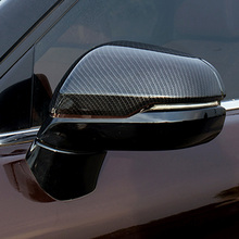 Free Shipping High quality Motor Car Automobile Rearview Mirror Cover For Honda UR-V URV стоимость