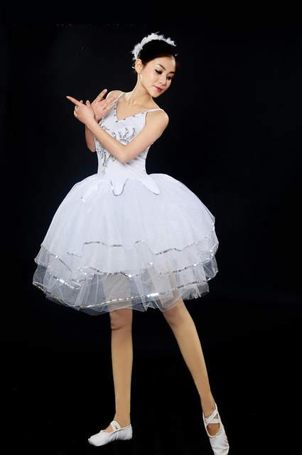 b1e852984 Online Shop New Women Ballet Dress Adult Ballet Tutu Dance Clothes ...