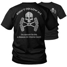2019 Funny DonT Follow Me Off Road 4X4 Utv T-Shirt Double Side Unisex Tee