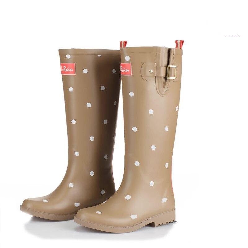 Popular Polka Dot Rain Boots-Buy Cheap Polka Dot Rain Boots lots ...